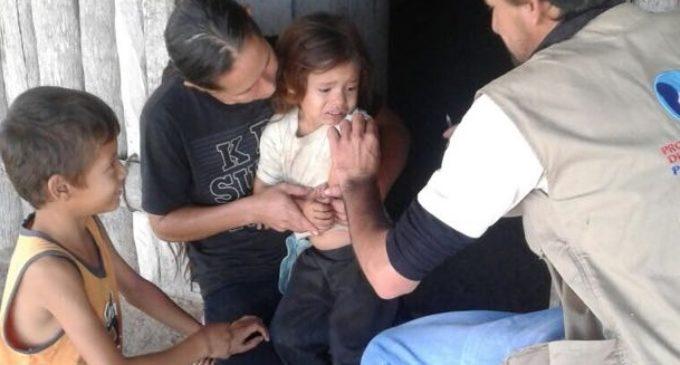 """Inició semana de """"Vacunación oportuna"""""""