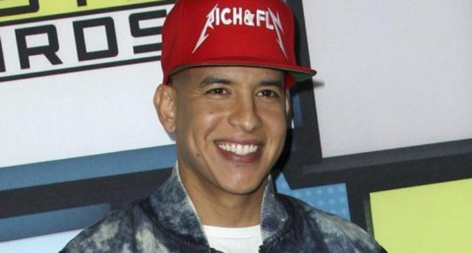 Daddy Yankee es el primer artista latino en alcanzar la posición #1 global en Spotify