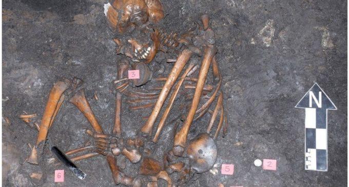 Hallan en México restos de una vecindad azteca que resistió a los conquistadores españoles