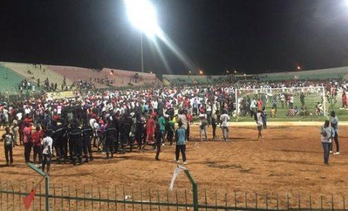 Trágica avalancha humana en un estadio de fútbol de Senegal: ocho muertos y decenas de heridos