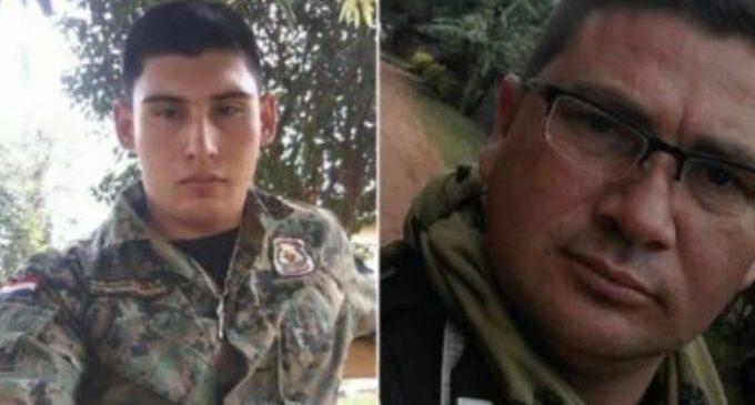 Dos agentes del GEO fueron asesinados en Caaguazú