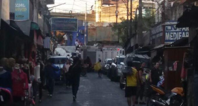 Incendio en zona del Mercado Nº4 ya fue controlado