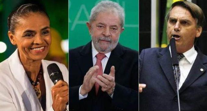 ¿Quién ganaría las elecciones de Brasil si se confirma la condena contra Lula da Silva?
