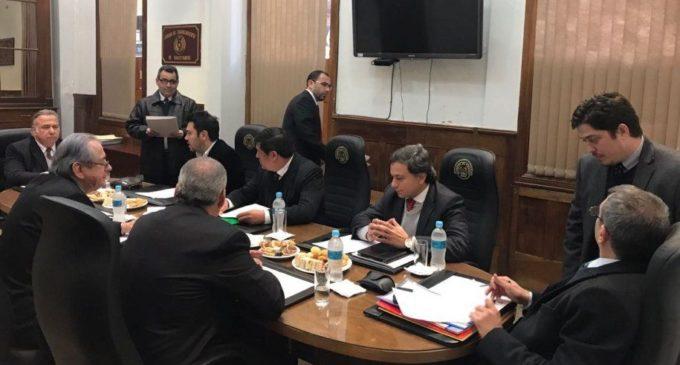 Jurado de Enjuiciamiento repuso al fiscal Ferreira en la unidad antidrogas