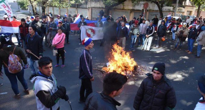 Empresarios rechazan manifestaciones campesinas