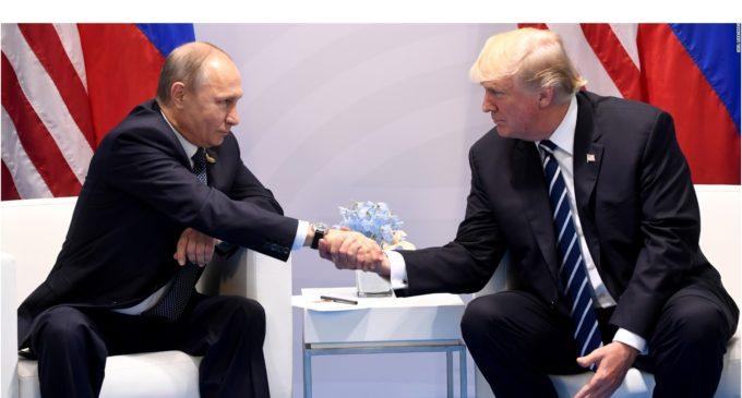 """Putin: """"El Trump 'televisivo' difiere mucho del real, podemos restablecer relaciones con EE.UU."""""""