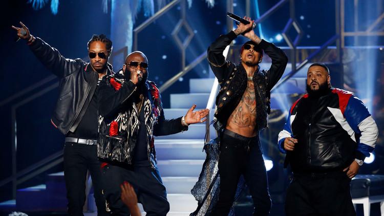 Malas noticias para los rockeros: El hip hop destrona por primera vez en la historia al rock