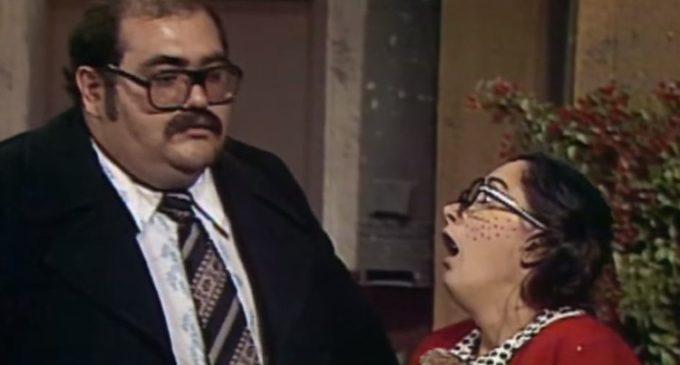 FOTOS: 'La Chilindrina' y 'El señor Barriga' se reencontraron por primera vez tras 37 años