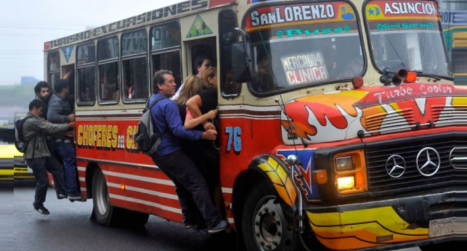 1.300 buses chatarra