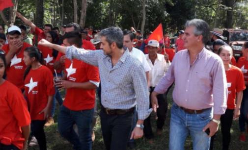 'Tambaleada' de Peña refuerza campaña disidente