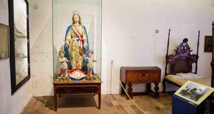Exponen trabajos de restauración del Panteón Nacional de los Héroes
