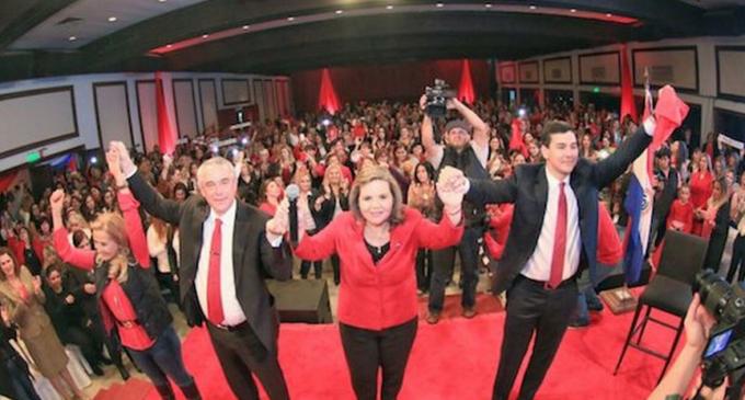 Peña no tiene competencia en la oposición, dice Lilian