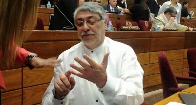 Realizan corte administrativo en Cámara de Senadores