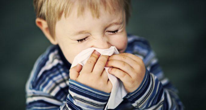 Consejos para prevenir enfermedades respiratorias en niños