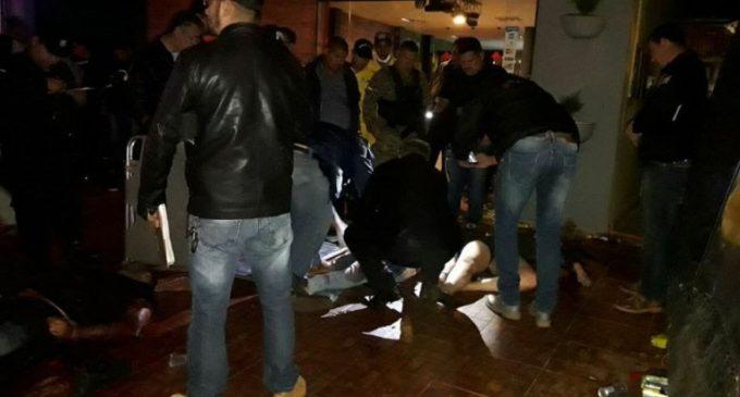 Cuatro fallecidos en atentado a club nocturno de Pedro Juan