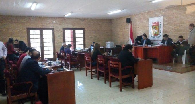 CDE| Rechazan rendición de cuentas de la Intendenta