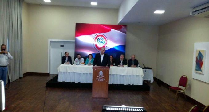Mario Ferreiro no pugnará por la Presidencia de la República