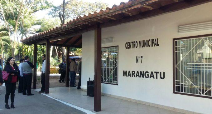"""""""La idea es que cada centro municipal, sea una pequeña municipalidad"""""""