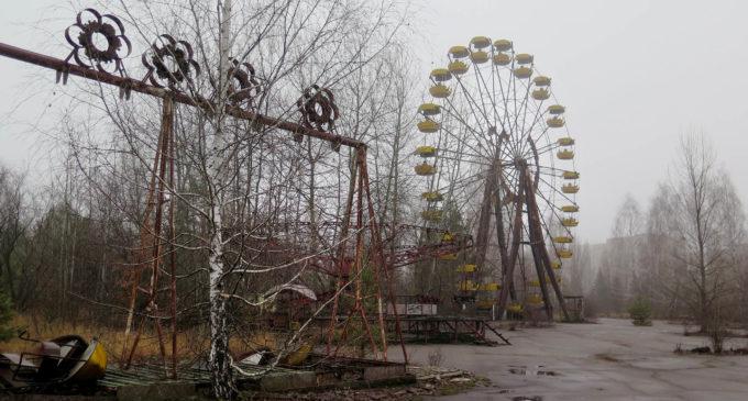 Ya se puede pasar la noche en Chernobyl