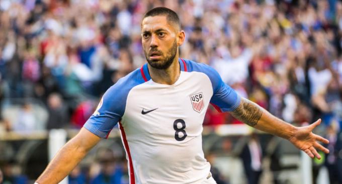 Dempsey iguala a Donovan como máximo goleador de Estado Unidos