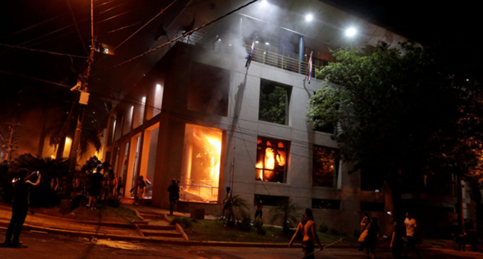 Técnicos de FIUNA verificarán daños al edificio del Parlamento