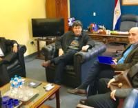 Se reunieron los presidenciables del PLRA