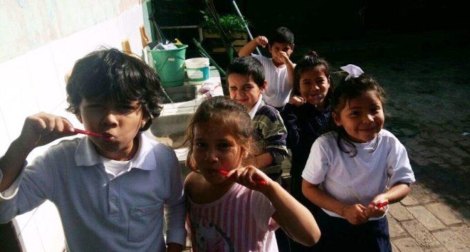 Quieren 'Escuelas Saludables' en Central