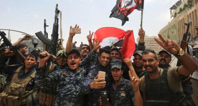Cayó Mosúl, el bastión del Estado Islámico en Irak