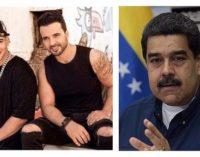 """Luis Fonsi y Daddy Yankee repudian versión de """"Despacito"""" de Nicolás Maduro"""