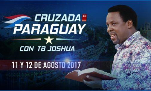 Cruzada en Paraguay con TB JOSHUA