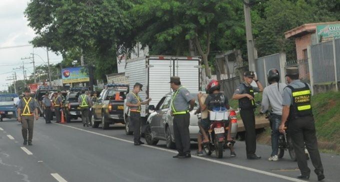Patrulla caminera sacó de circulación más de 400 vehículos