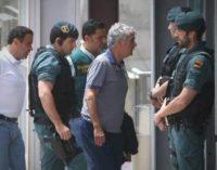 Villar y su hijo Gorka, detenidos por corrupción en la Federación Española de Fútbol
