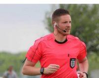 """El primer árbitro homosexual del fútbol británico: """"Ser gay no importa al dirigir un partido"""""""