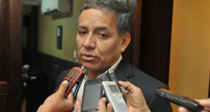 """""""Los Senadores Fernando Lugo y Blas Llano son responsables políticos del incendio al congreso"""""""