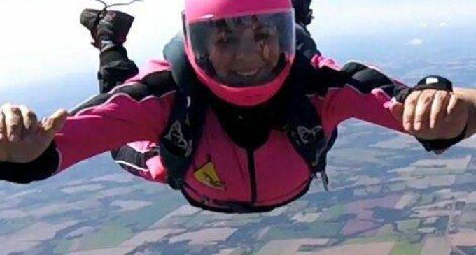 Aparente ataque deja sin vida a paracaidista