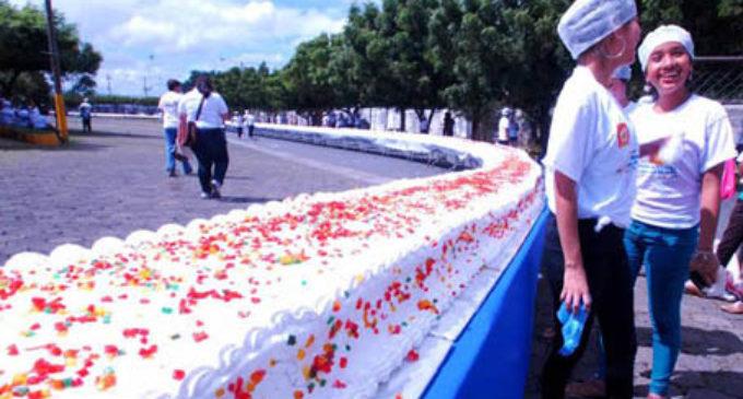Realizarán la torta más larga del mundo en Amambay