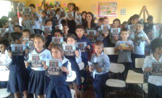Fiscalía dictó charla sobre microtráfico a niños del Chaco