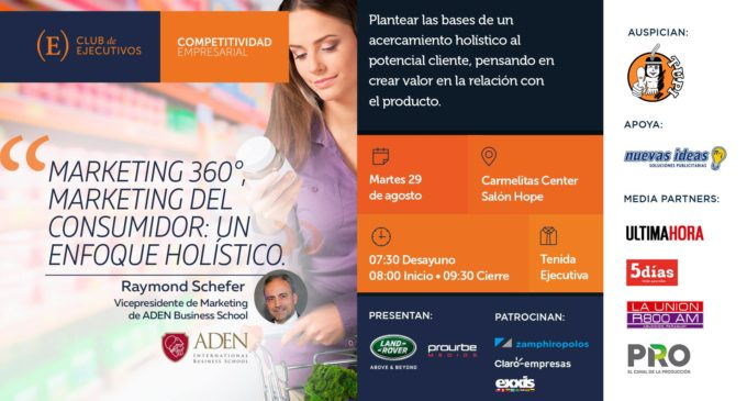 Inicia seminario de Marketing 360º