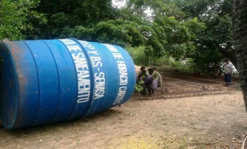 Inyectarán UDS 2.1 millones para sistemas de agua potable