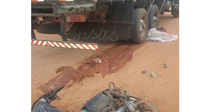 Fatal accidente en San Pedro de Ycuamandyju