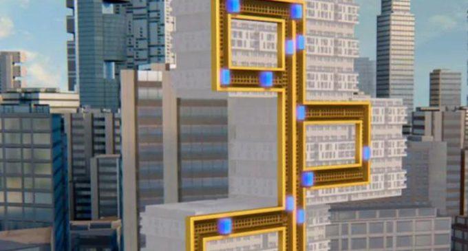 Desarrollan el primer ascensor multidireccional: además de subir y bajar, se desplaza de manera lateral