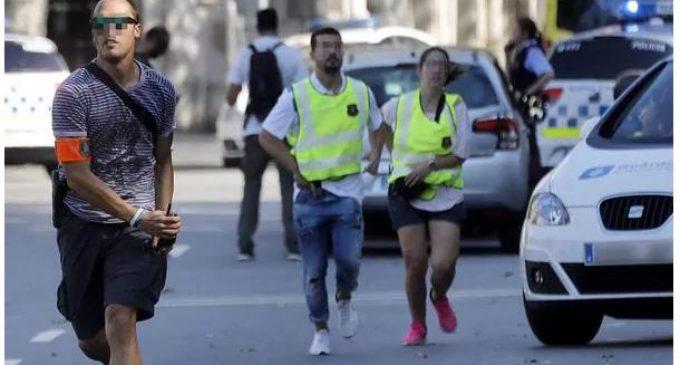 """""""Fueron momentos de terror"""": Paraguayo relata ataque terrorista en Barcelona"""