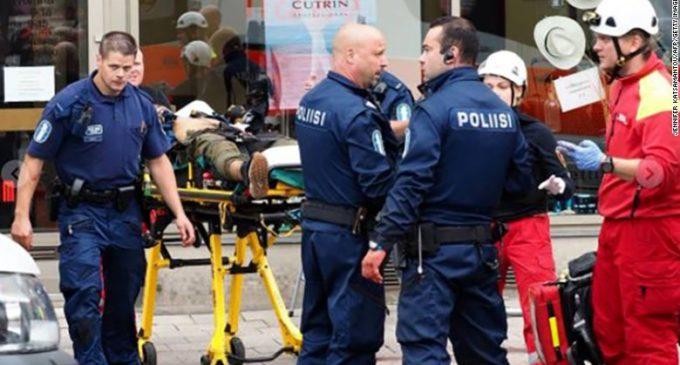"""""""Había sangre por todas partes"""": Relatos del ataque en Finlandia"""