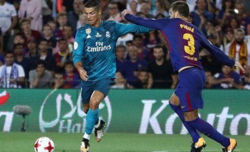 El minuto más increíble de Cristiano Ronaldo: gol, simulación y expulsión
