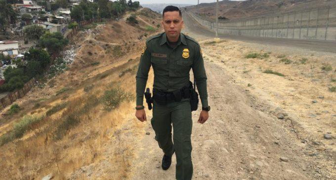 """Los mexicanos de la Patrulla Fronteriza, sobre su trabajo: """"Es difícil no sentirse mal"""""""