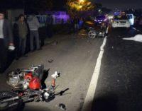 """Competencia fatal: Motociclista murió tras """"jugar"""" carrera"""