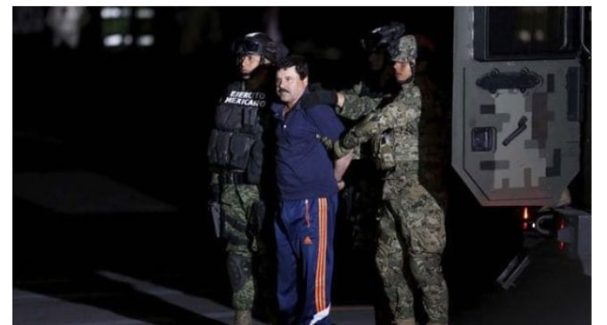 """El policía que capturó a """"El Chapo"""" Guzmán fue trasladado a EEUU por miedo a represalias"""