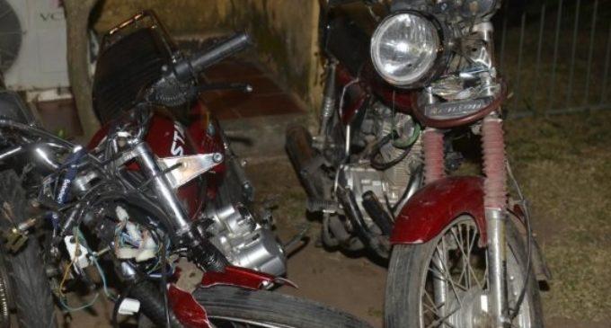 Choque entre motos deja una persona muerta sobre la ruta Transchaco
