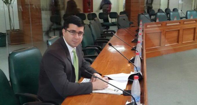 Exceso de funcionarios en Junta Municipal de Asunción