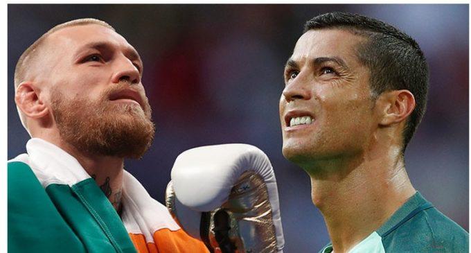 McGregor se prepara para superar a Cristiano Ronaldo como el deportista mejor pagado del mundo